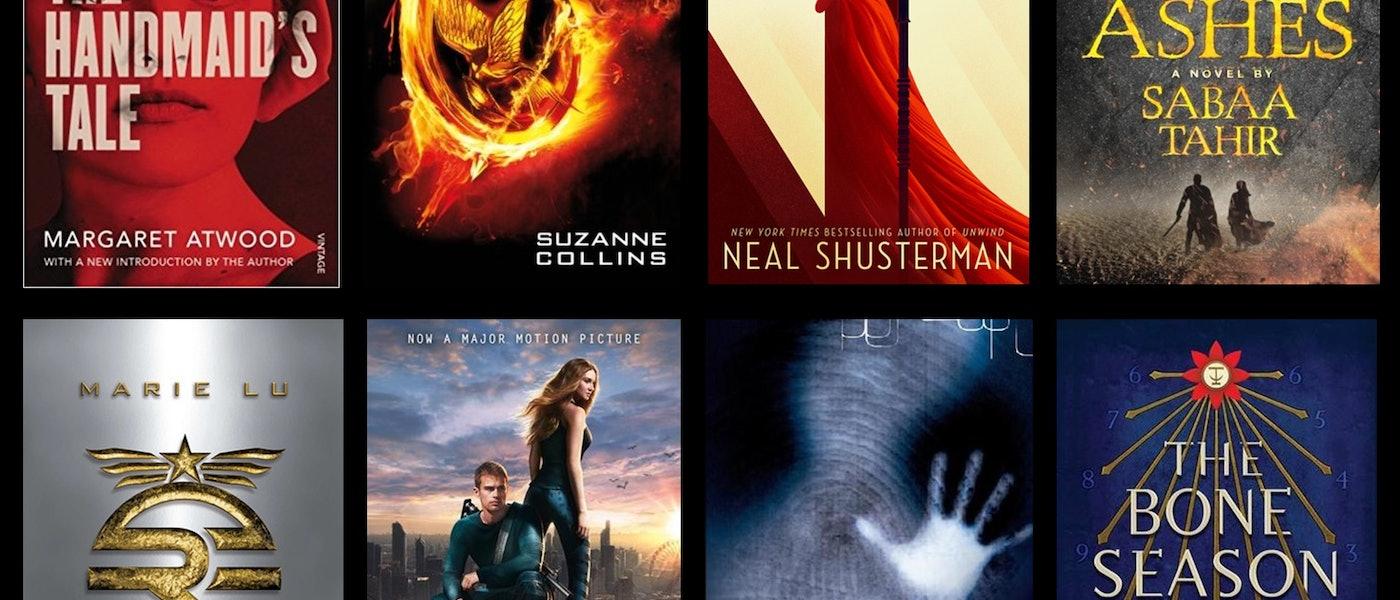 網路書評者推薦8部反烏托邦小說