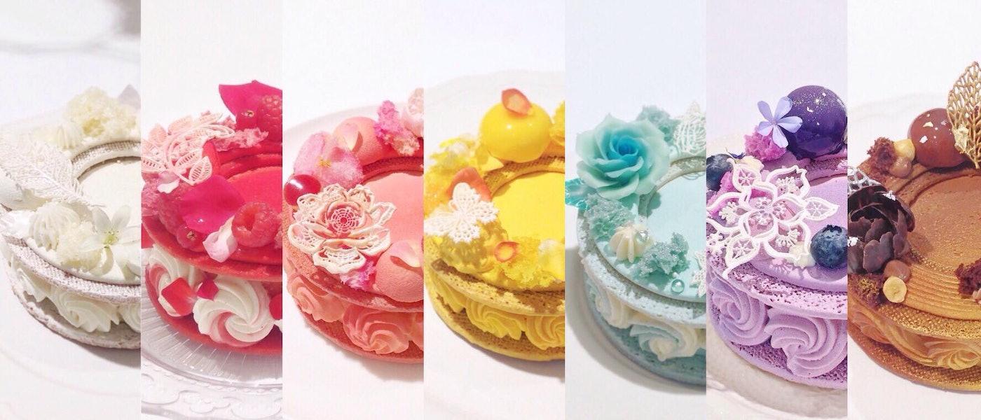 職業甜點師推薦6款糖花藝術蛋糕製作必備好物