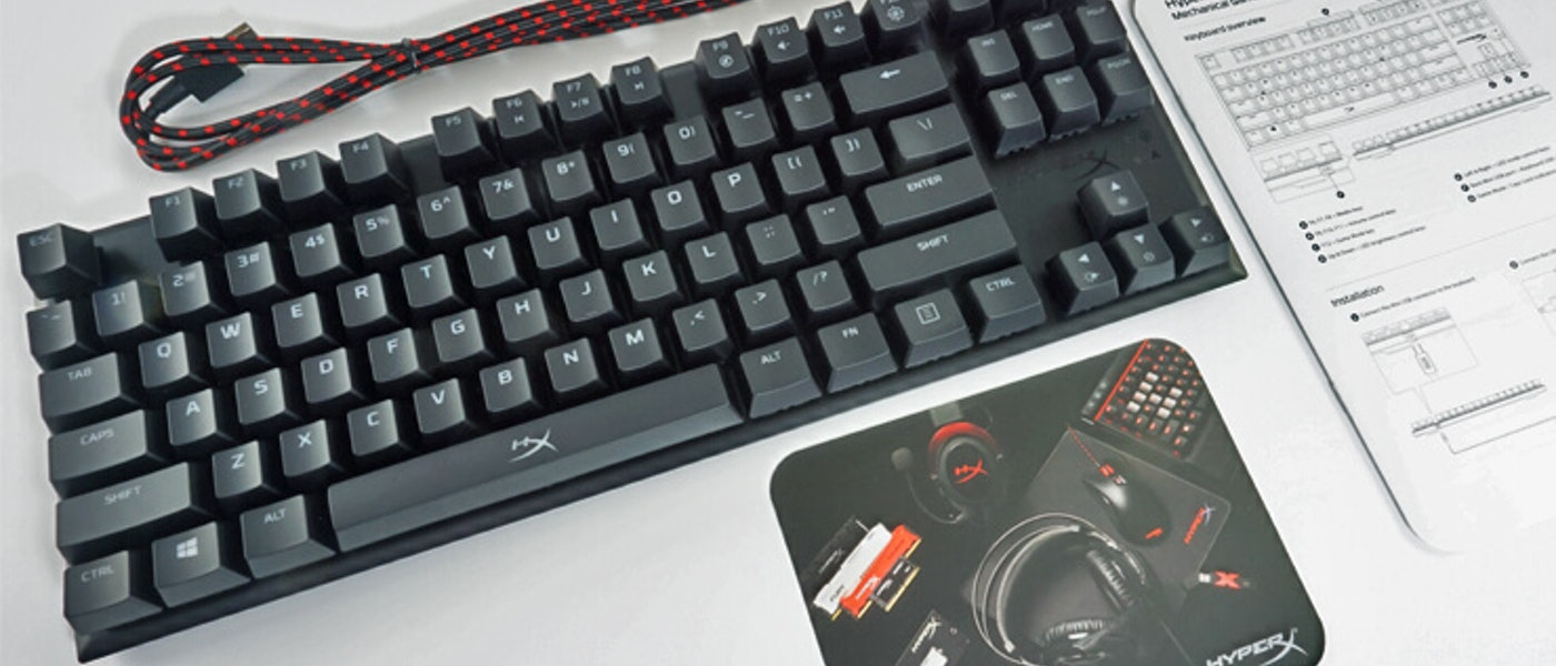 3C部落客推薦10款愛用的機械鍵盤