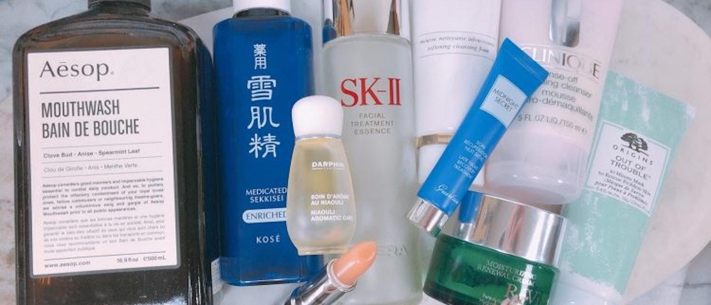 美妝時尚部落客推薦10款高CP值保養用品