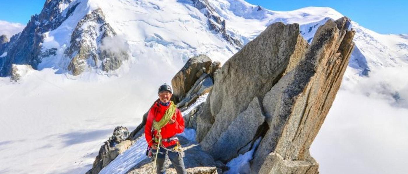 登山愛好家推薦10款愛用的雪季攀登用裝備