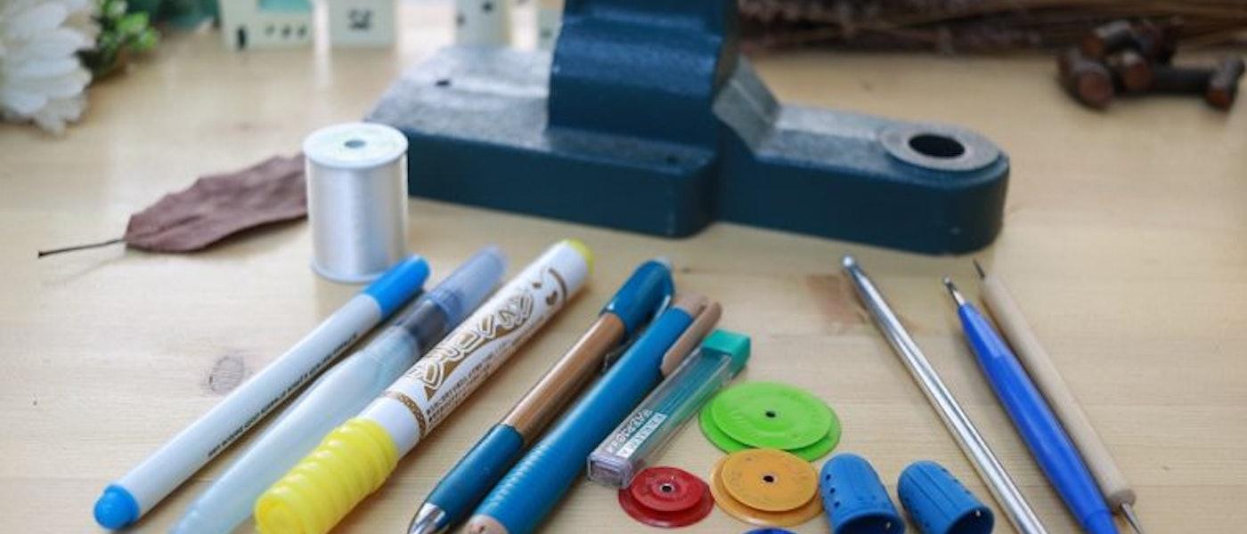 手作達人推薦10款愛用的手工包用材料及工具