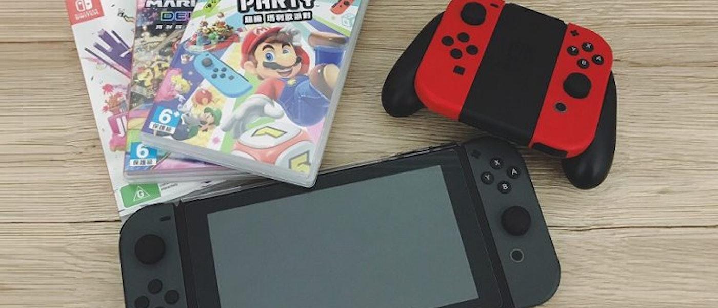 娛樂部落客推薦7款派對型Switch遊戲