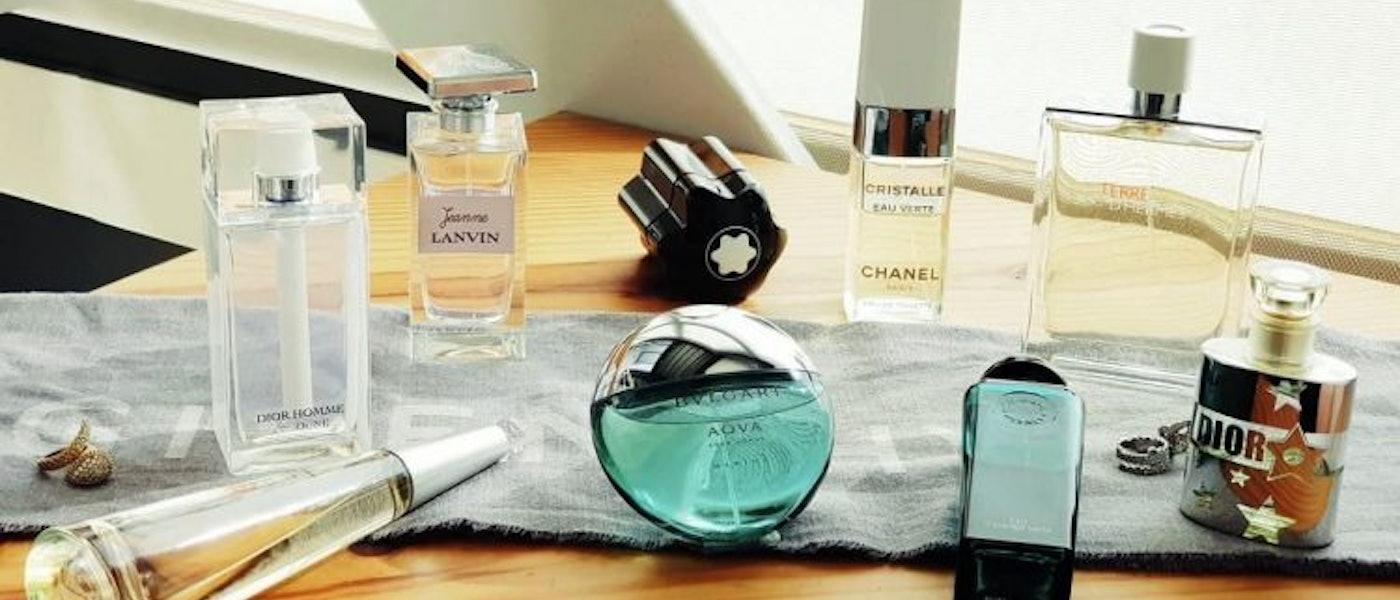 時尚部落客推薦9款二十代男女性香水