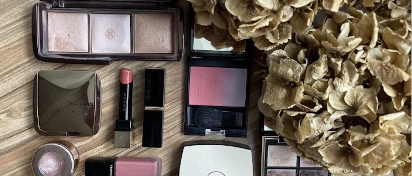時尚彩妝部落客推薦10款愛用的自然色系彩妝
