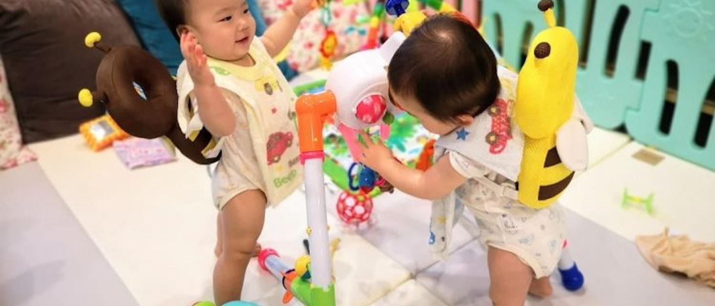 雙胞胎媽媽部落客推薦7款愛用的新生兒室內玩具