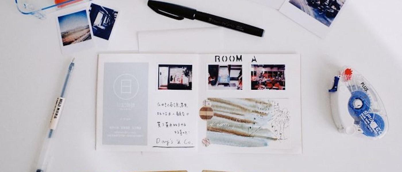 文具收藏家推薦7款愛用的日記記錄工具