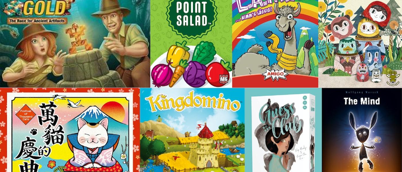 桌遊設計師推薦8款充滿樂趣又益智的卡牌類桌遊