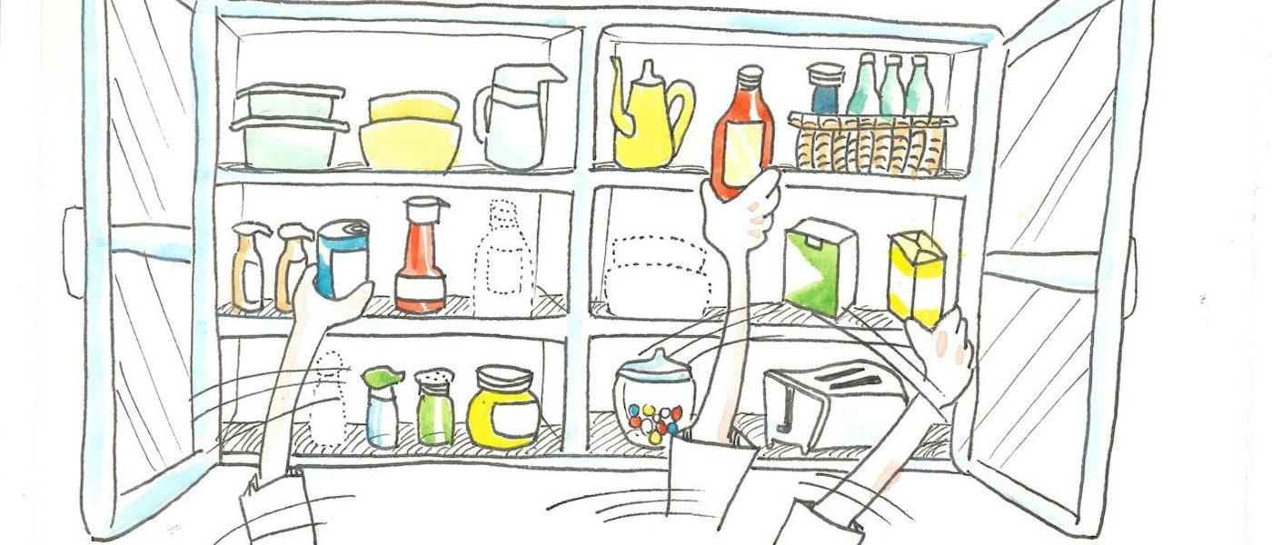 收納專家推薦8樣讓住家井然有序的收納好物