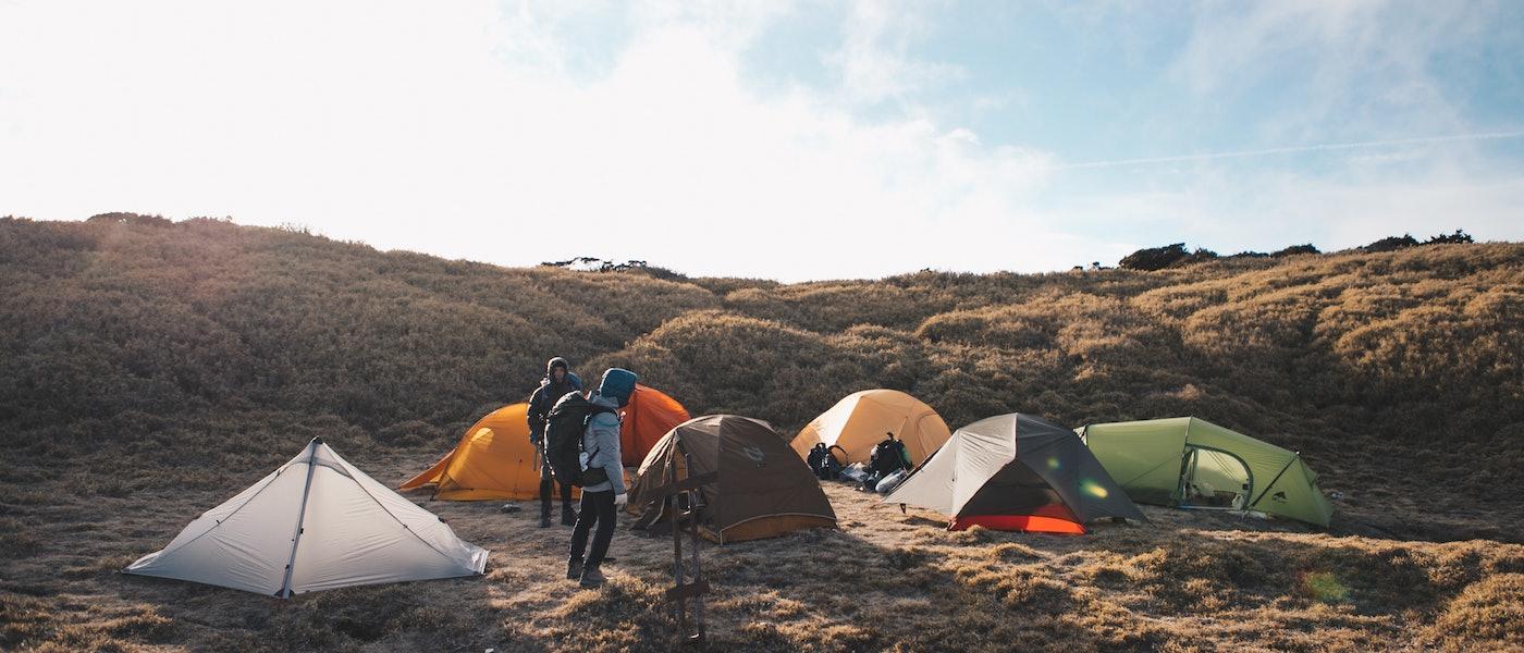 登山好手推薦9款登山野營裝備