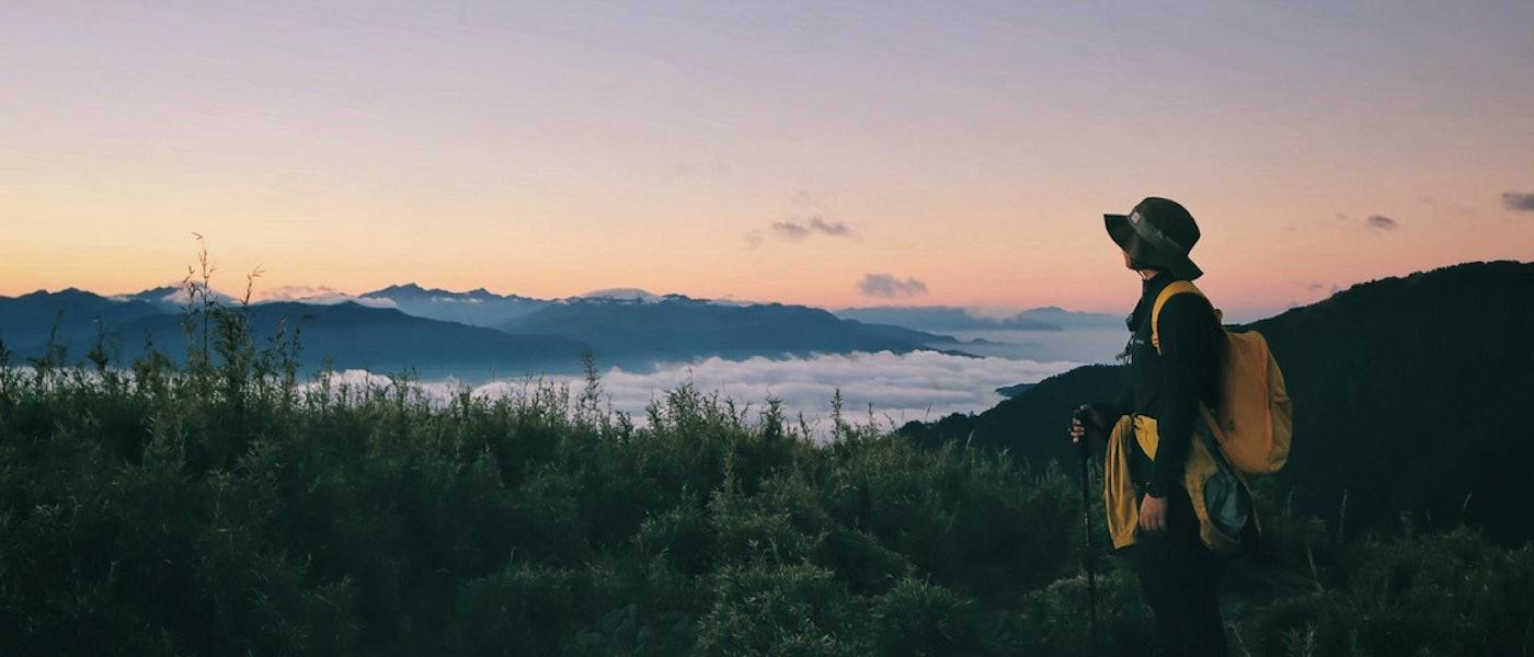 山岳冒險家推薦8款單攻台灣百岳必備愛用品