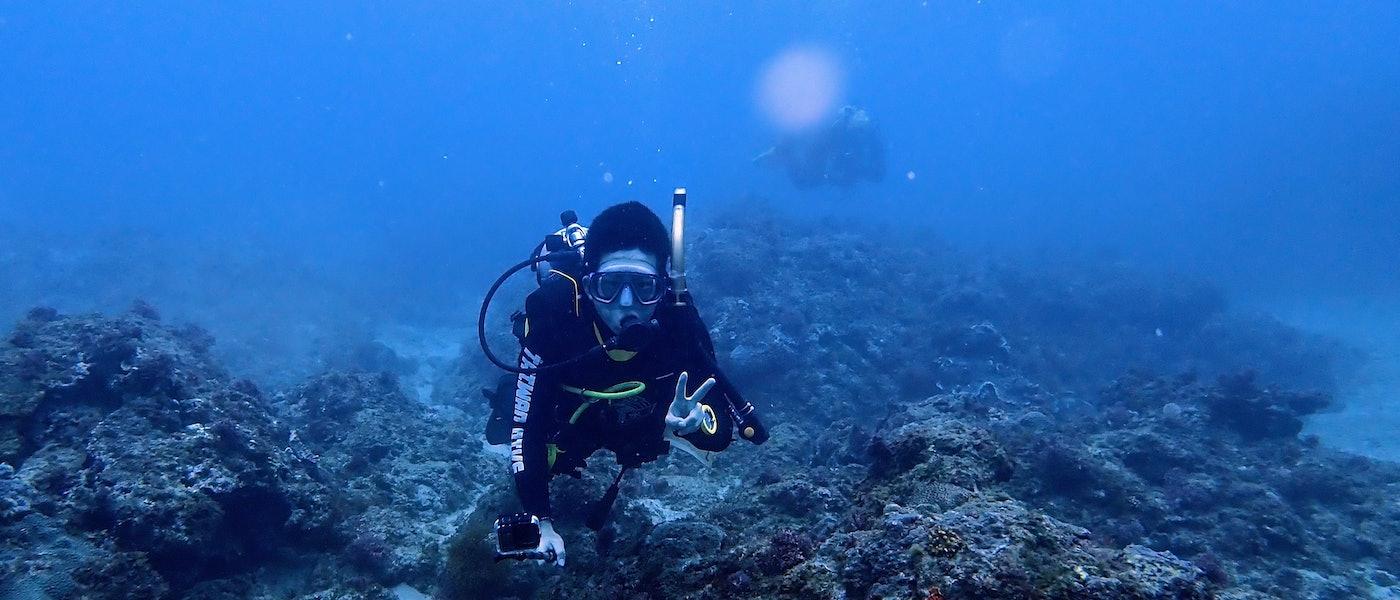 潛水愛好者推薦8款值得入手的新手裝備