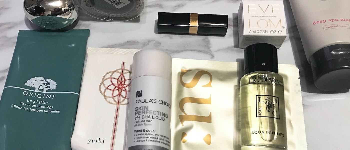 美妝保養部落客推薦9款高回購率彩妝及保養品