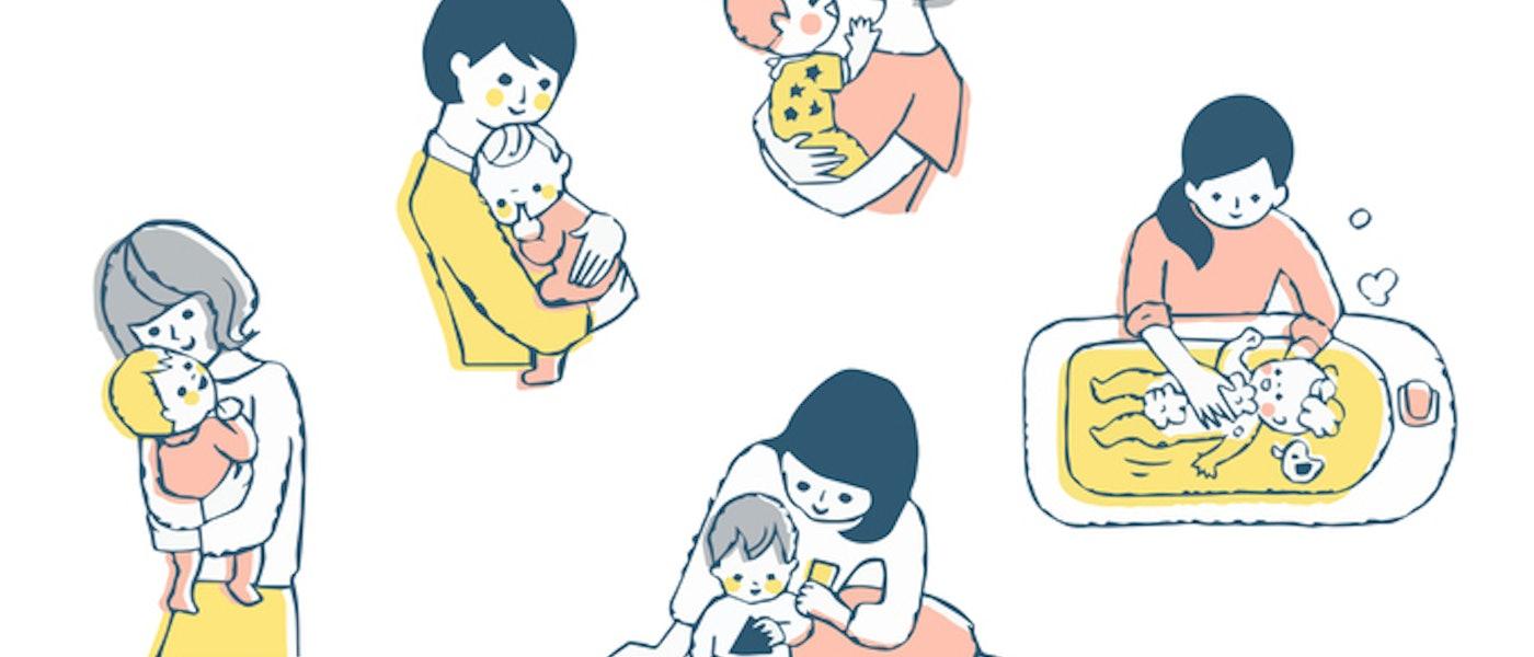 心理師分享8款媽媽好物好書