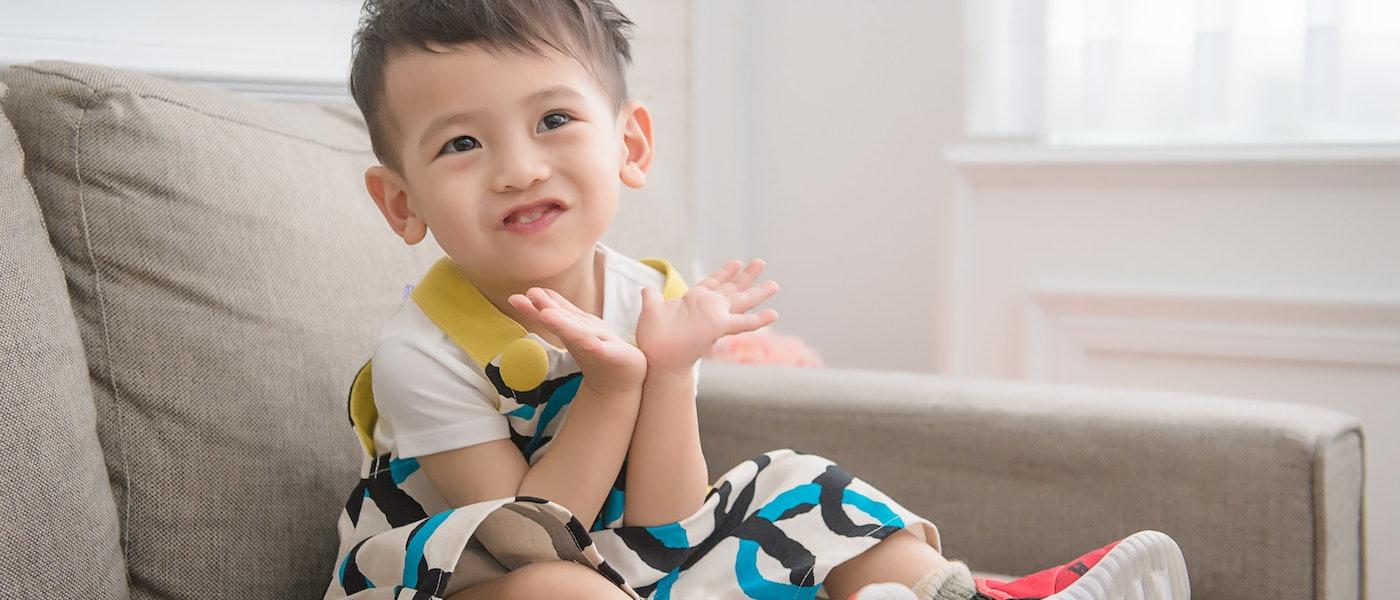 親子部落客推薦8款3歲幼兒適用生活用品