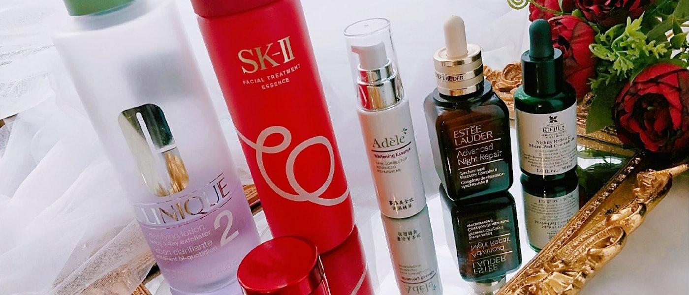 彩妝保養部落客推薦6款養成水嫩光滑肌的愛用品