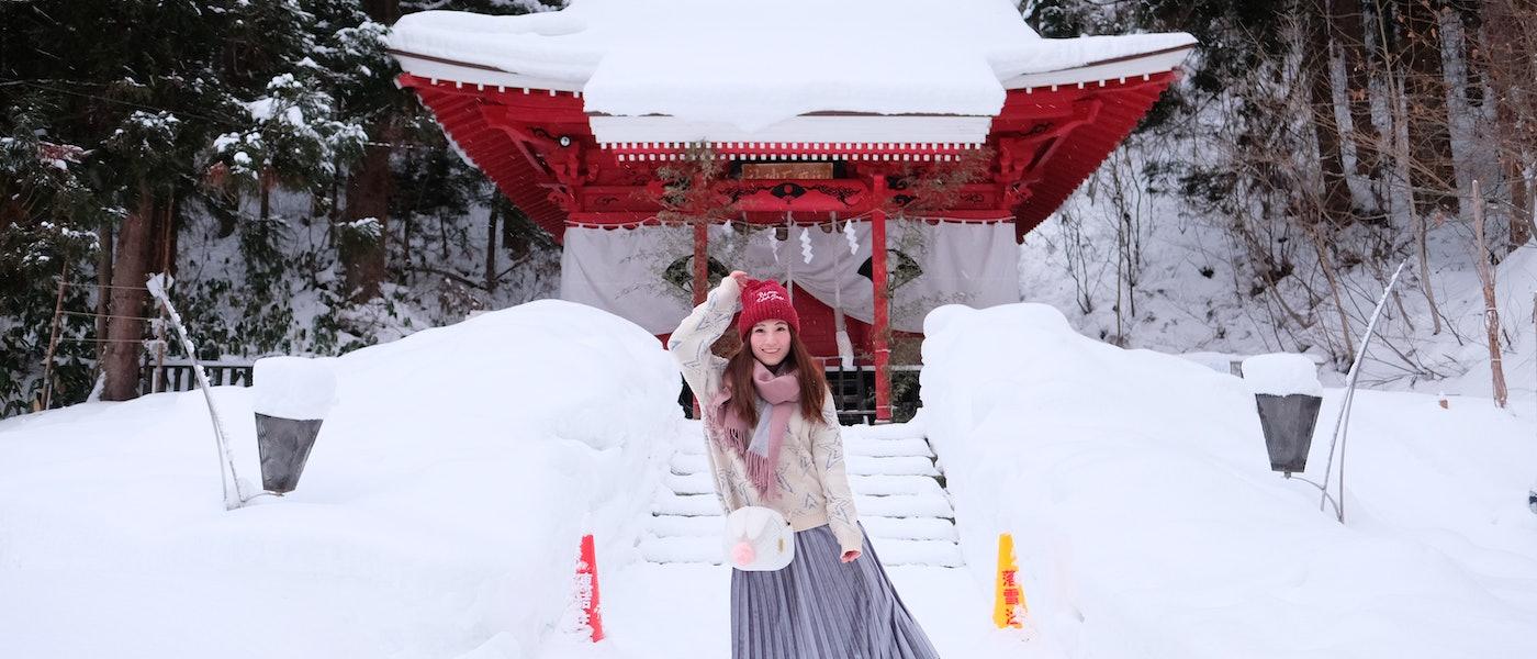 旅日達人推薦8款日本東北旅遊必備好物