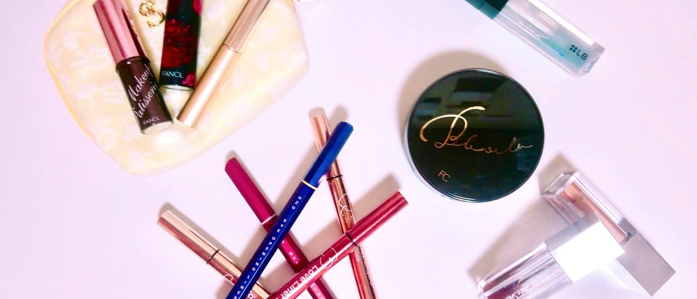 在日部落客推薦8款日系品牌彩妝品