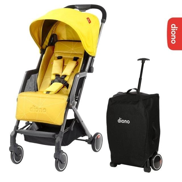 diono  Traverze 行李式秒收嬰幼兒推車 1