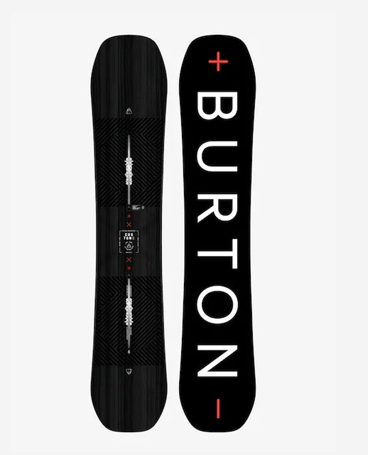 Burton Custom X Camber Snowboard 1