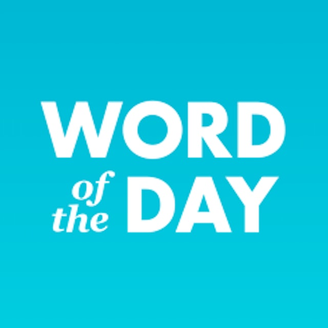 Word of the day: Learn English 1