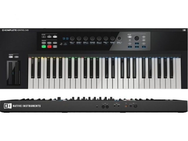 Native Instruments KOMPLETE KONTROL S49/S61 主控鍵盤 1