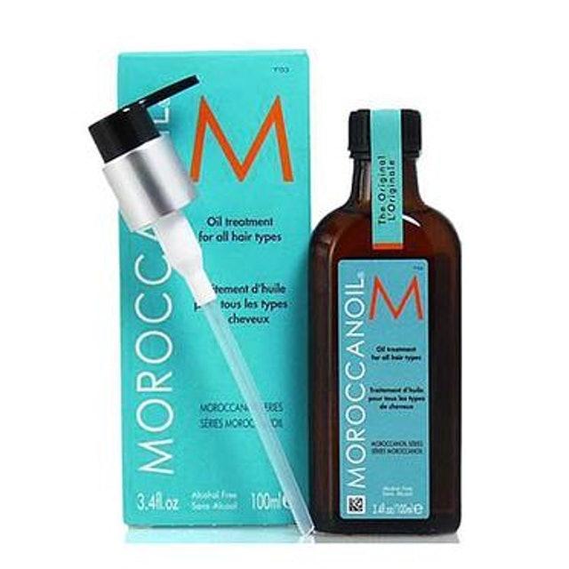 MOROCCANOIL摩洛哥優油 護髮油 1