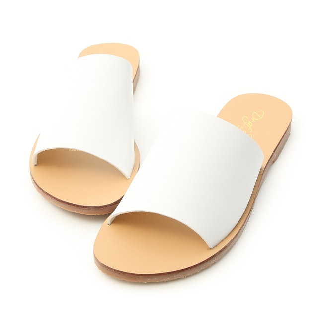D+AF 平底涼拖鞋 1