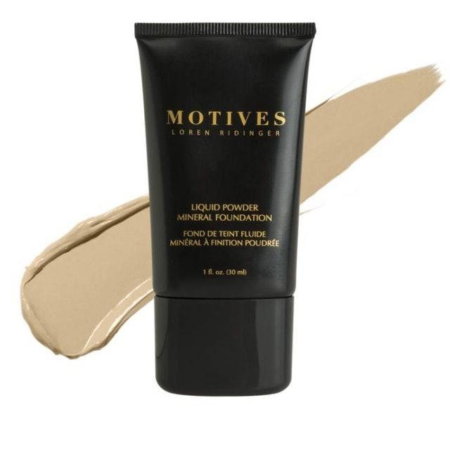Motives莫蒂膚 礦美人親膚粉底液 1