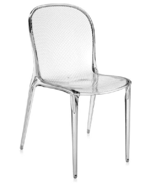 Kartell  THALYA 透明單椅 1