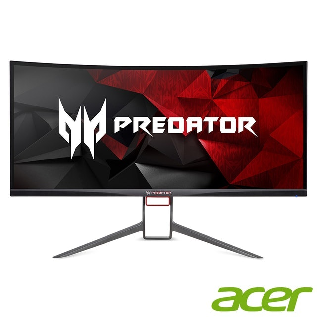 acer宏碁 PREOATOR 34吋 IPS曲面電競螢幕 1