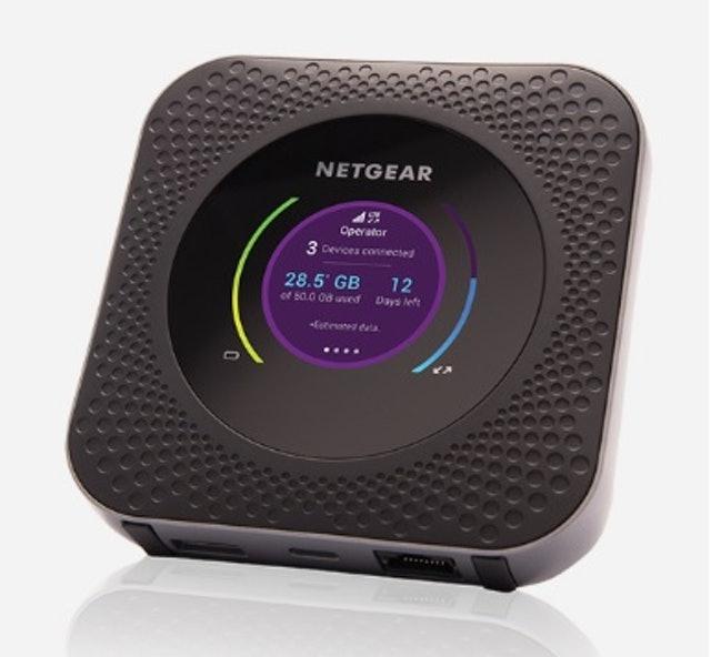 NETGEAR Nighthawk M1 Mobile Router無線路由器 1