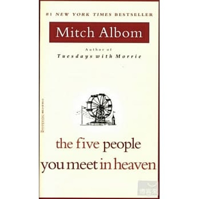 《The Five People You Meet in Heaven》 1