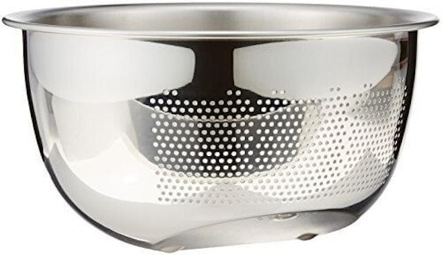 日本藤井器物製作所 不鏽鋼3way多功能瀝水籃 1