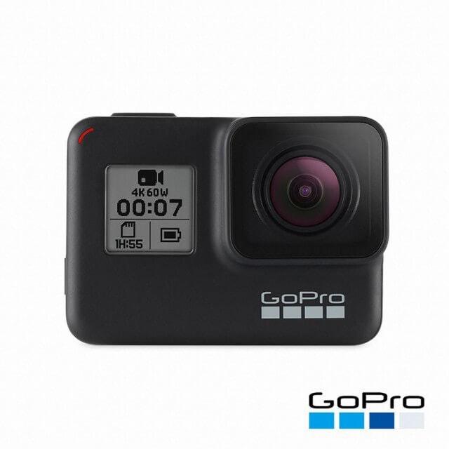 GoPro HERO7 Black 運動攝影機 1