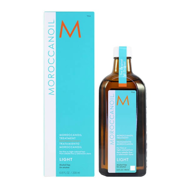 MOROCCANOIL 摩洛哥輕優油 1