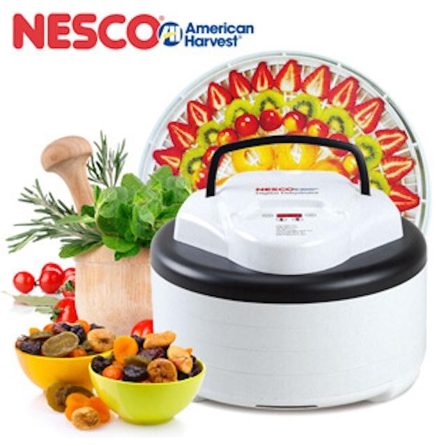 Nesco 定時定溫天然食物乾燥機 FD-77DT 1