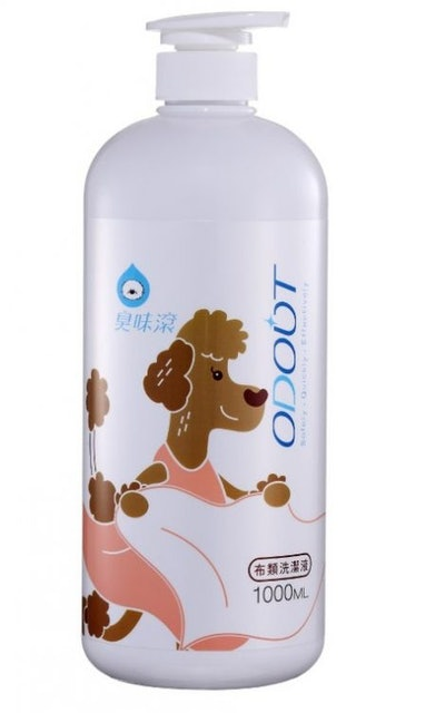 ODOUT臭味滾 狗狗專用布類洗潔液 1