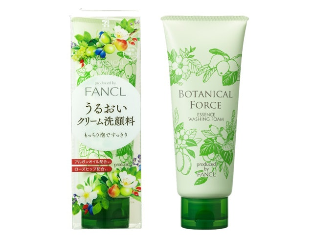 芳珂FANCL Botanical Force草本洗面乳 1