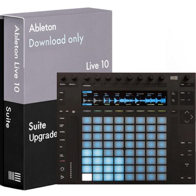 Ableton  Push ( Live )  DJ 專用 MIDI 專業控制器 1