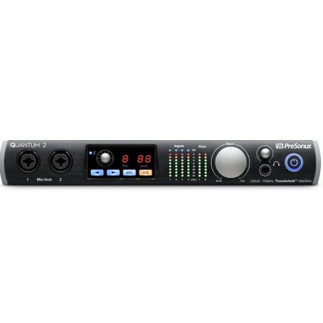 PreSonus Quantum 2 錄音介面 1