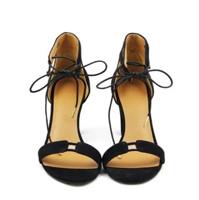 S&T studio Lupita 粗跟涼鞋 1