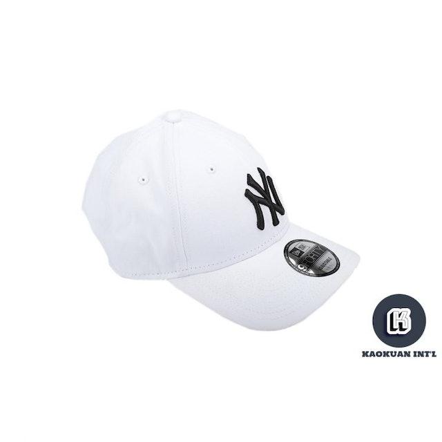 New Era 9Forty 洋基棒球帽(白色) 1