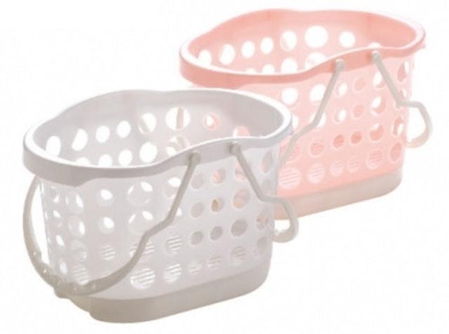 日本YAMADA KAGAKU angee 浴室手提洗澡籃 1