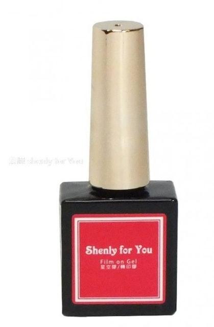 鑫儷Shenly for You 透明星空膠/轉印膠 1