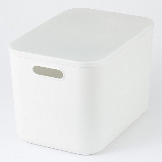 無印良品MUJI 軟質聚乙烯收納盒 1