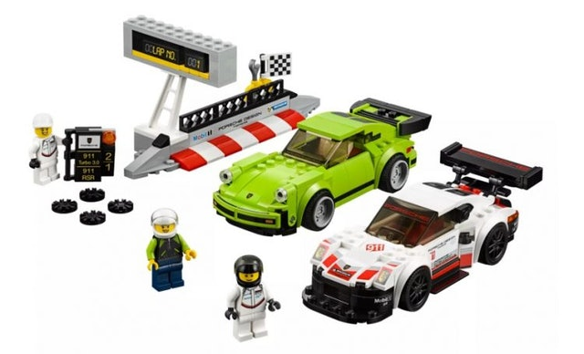 LEGO 75888 Porsche 911 RSR and 911 Turbo 3.0 1
