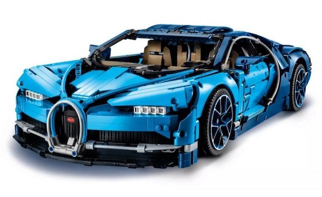 LEGO 42083 Bugatti Chiron 1