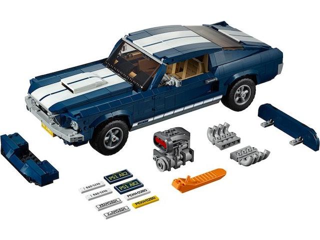 LEGO 10265 Lego Creator Ford Mustang 福特野馬 1