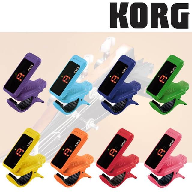KORG 夾式調音器 PC-1 1